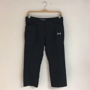 UNDER ARMOUR Women Golf Capri Pants
